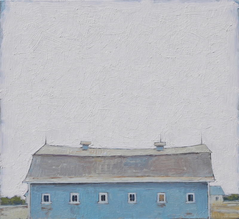 Jared Sanders, Roofline and Sky No. 3