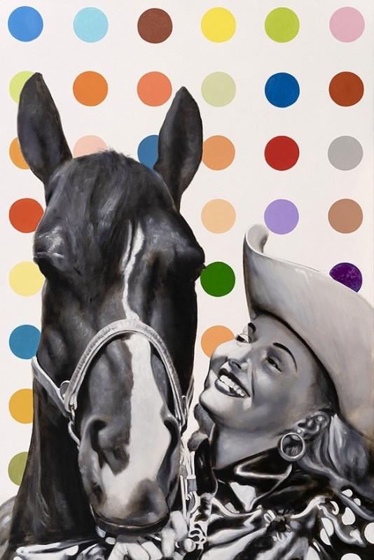 Geoffrey Gersten, Rodeo Queen