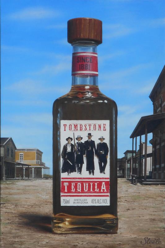 Ben Steele, Tombstone Tequila