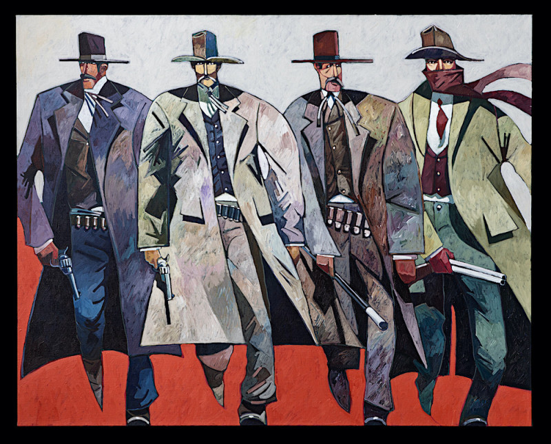 Thom Ross, Lawmen's Walk
