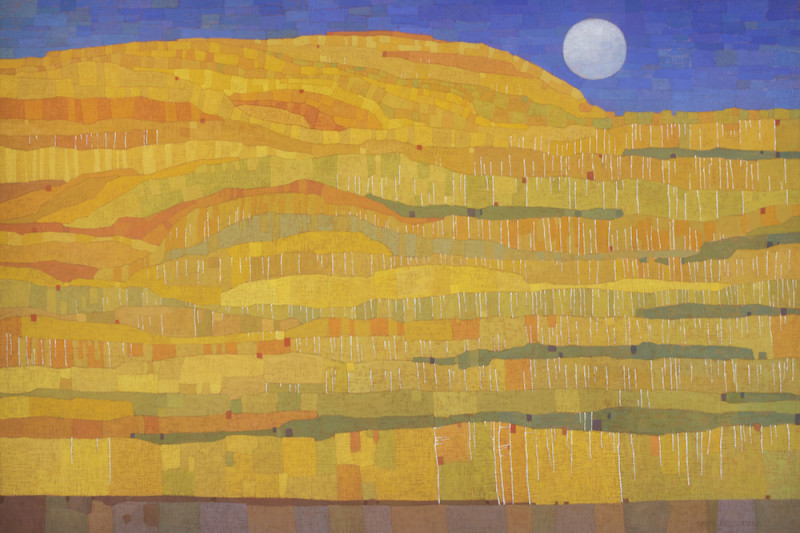 David Grossmann, Quilted Autumn