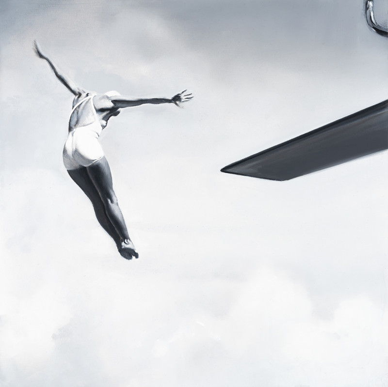 Geoffrey Gersten, Diving into Clouds