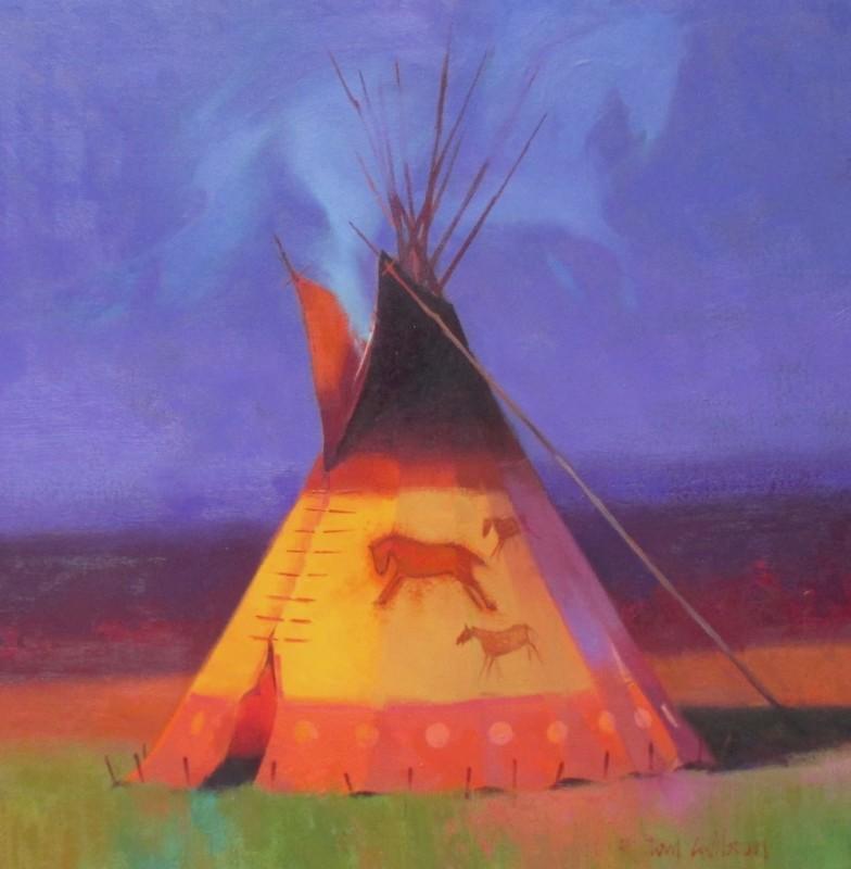 R. Tom Gilleon, Blue Night Spirits