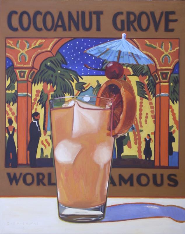 Dennis Ziemienski, Cocoanut Grove