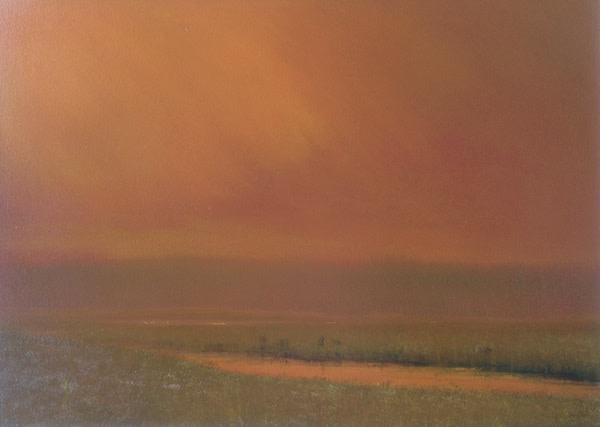 Dave Hall, After the Storm