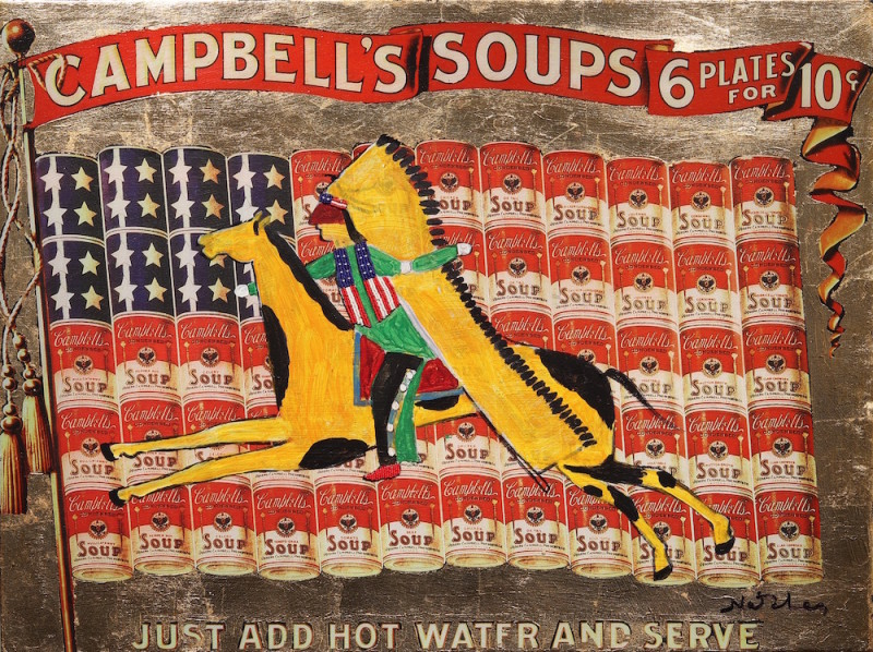 Stan Natchez, Campbell Soup