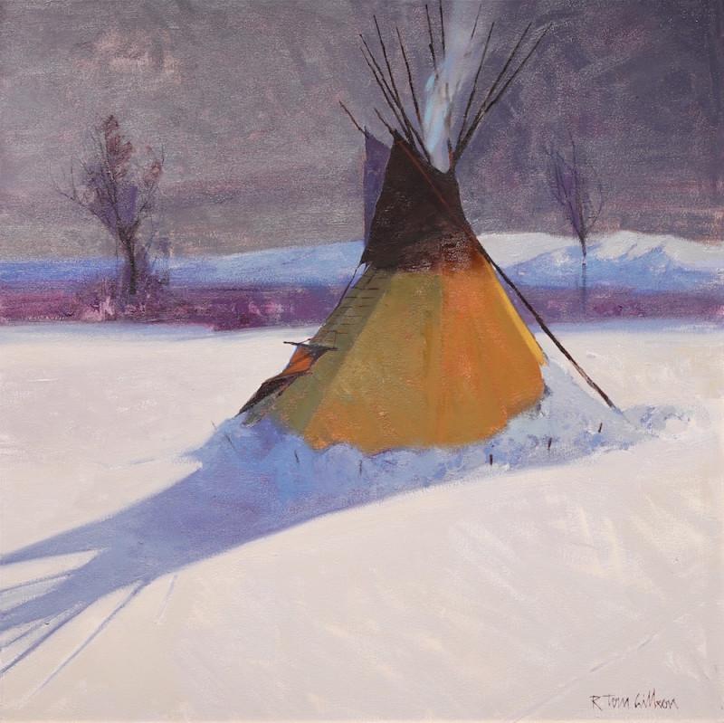 R. Tom Gilleon, Winter Shadow