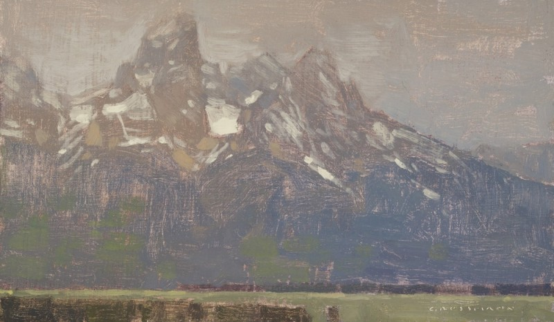 David Grossmann, Teton Patches