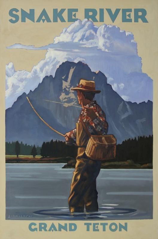 Dennis Ziemienski, Snake River