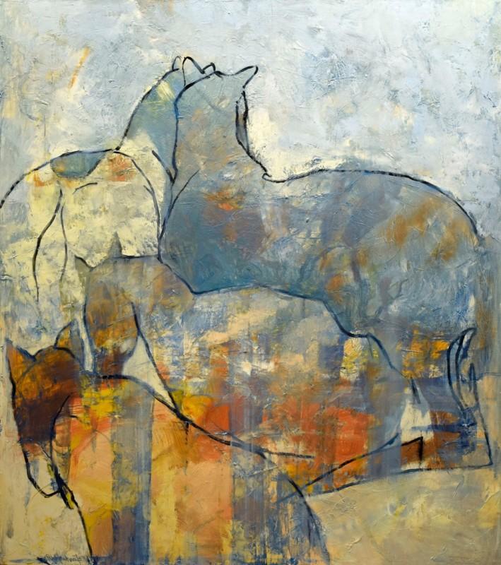 Rocky Hawkins, Cave Horses