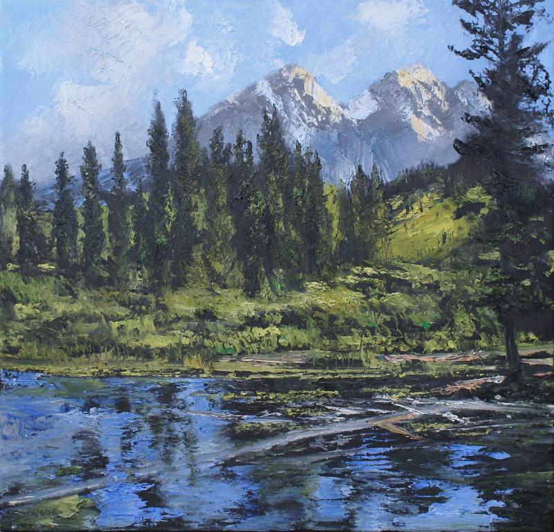 James Pringle Cook, String Lake