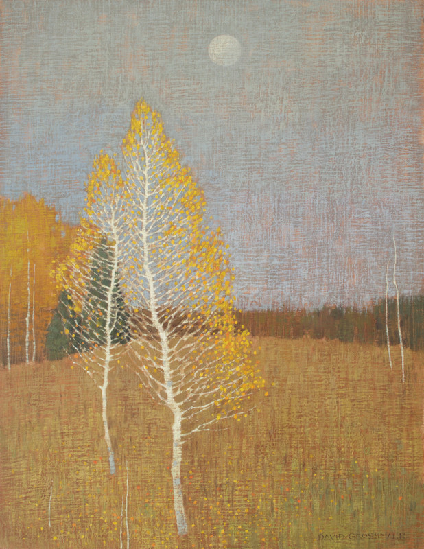 David Grossmann, Early October Colors