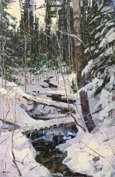 Robert Moore, Winter Rest