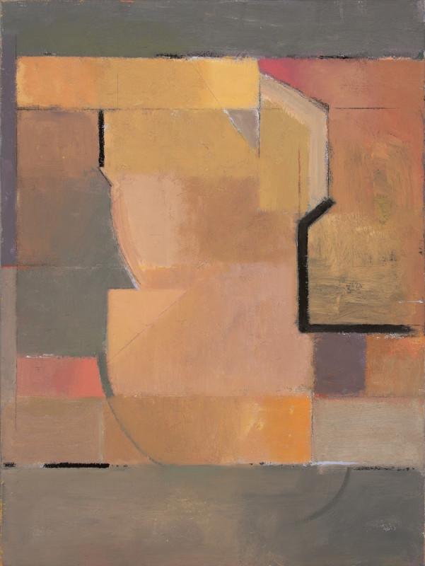 David Michael Slonim, Seated Nude