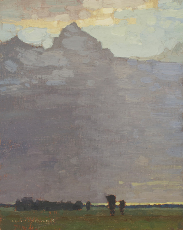 David Grossmann, Teton Valley Light