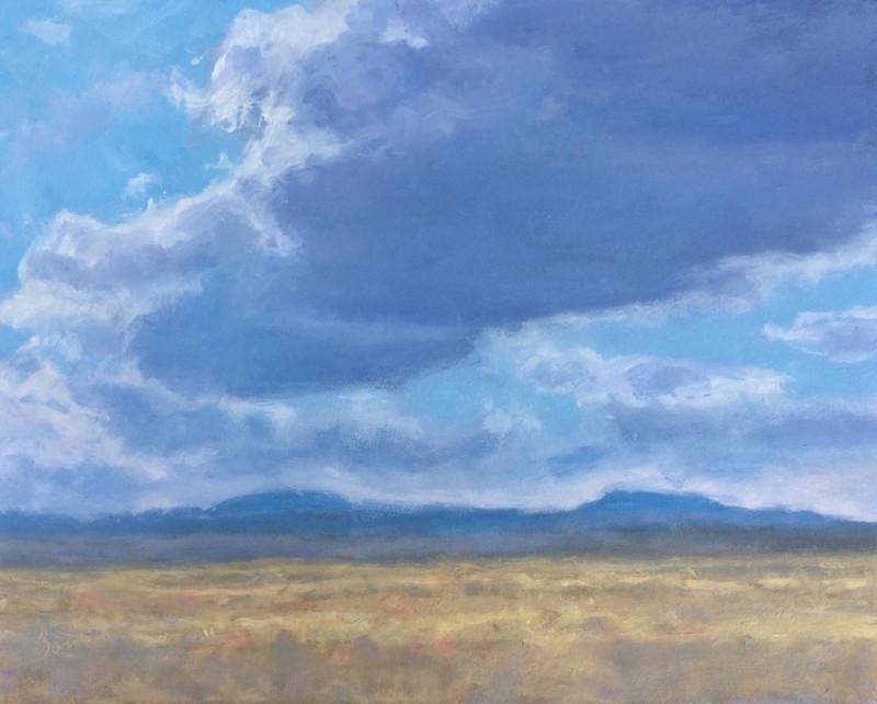 James Bason, Blue Clouds