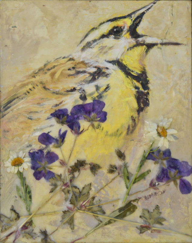 Mary Roberson, Meadowlark Singing