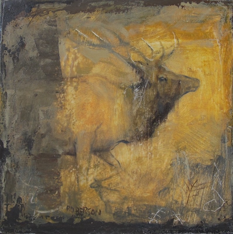 Mary Roberson, Elk 0288