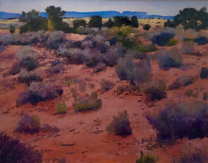 Gary Ernest Smith, Coral Sand Desert