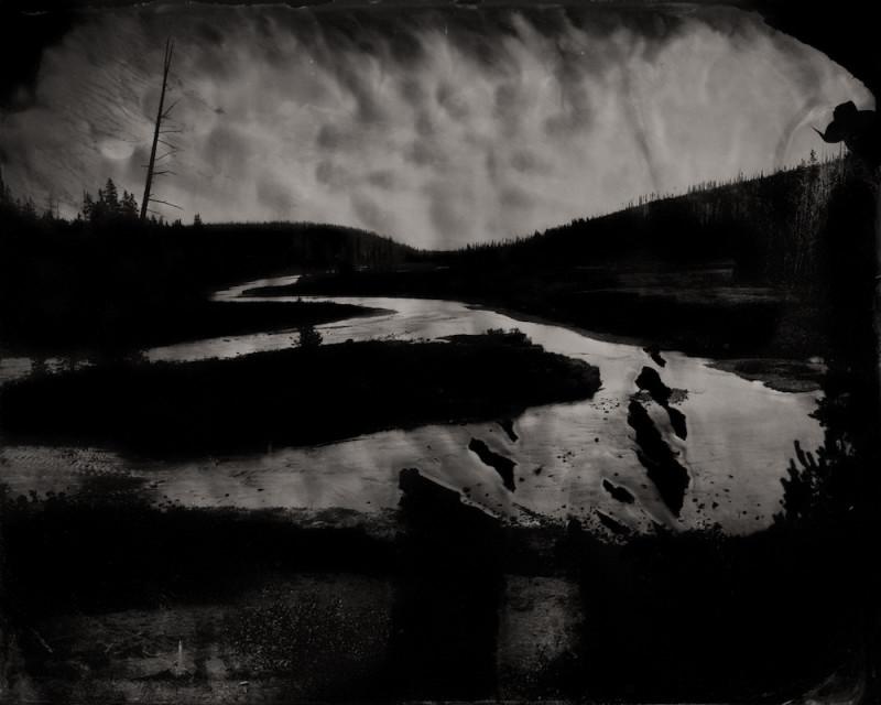 Eric Overton, Lewis River #1, Yellowstone, #1/5
