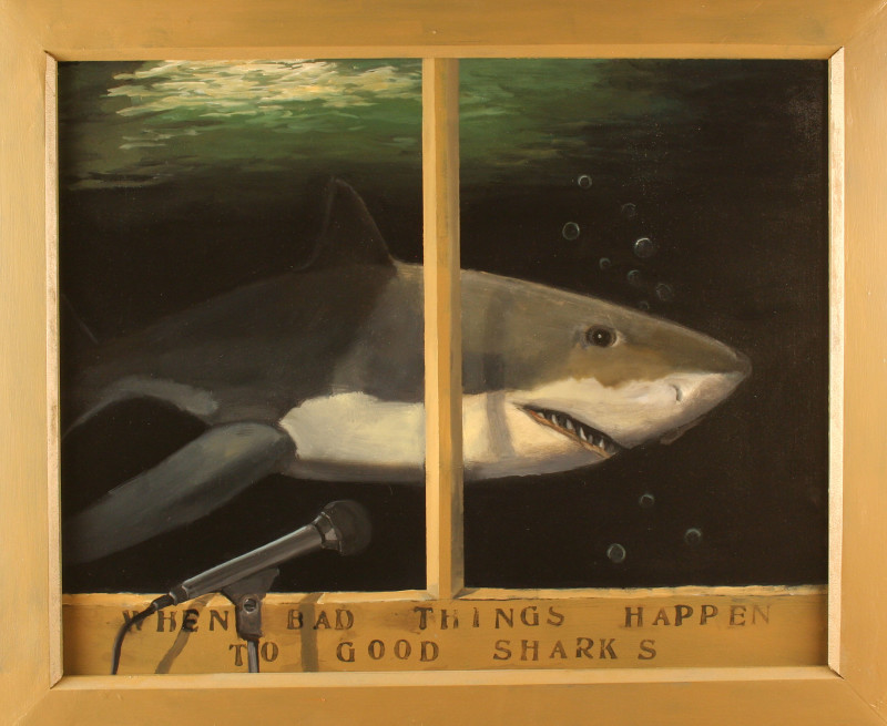 Robert McCauley, Good Sharks