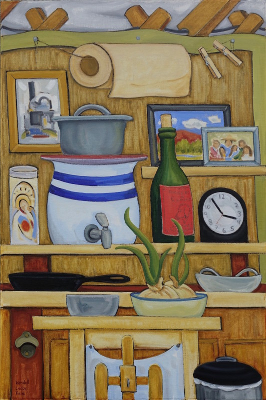 Wendell Field, Yurtian Kitchen