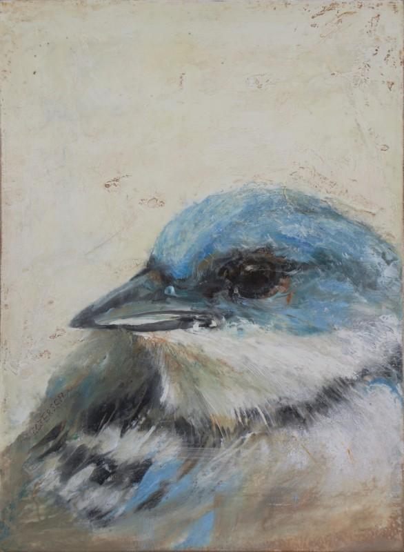 Mary Roberson, The Symbolic Beauty of Birds