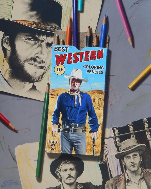 Ben Steele, Best Western