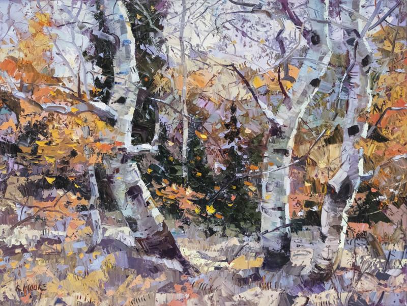 Robert Moore, Autumn Merriment