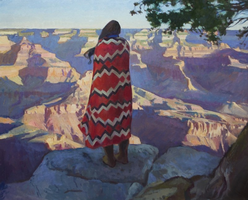 Ray Roberts, Canyon Dweller