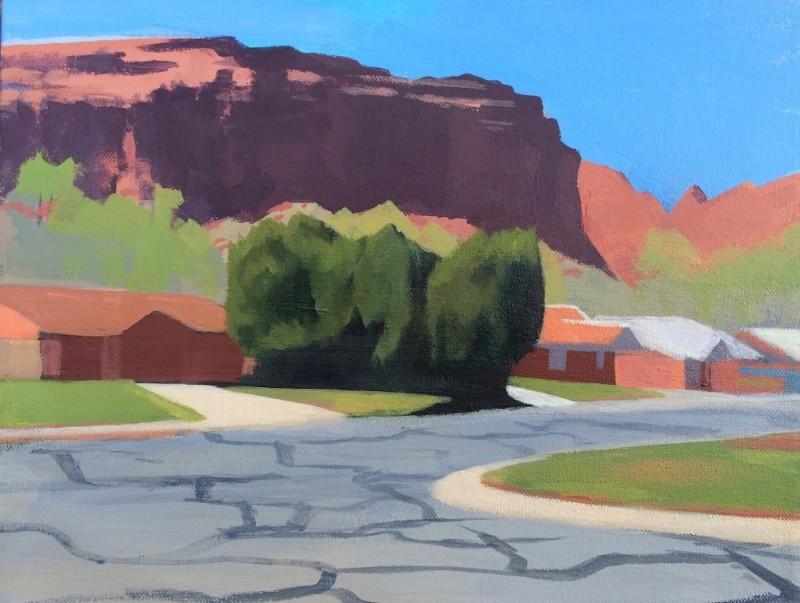 Travis Walker, Living Desert No. 1