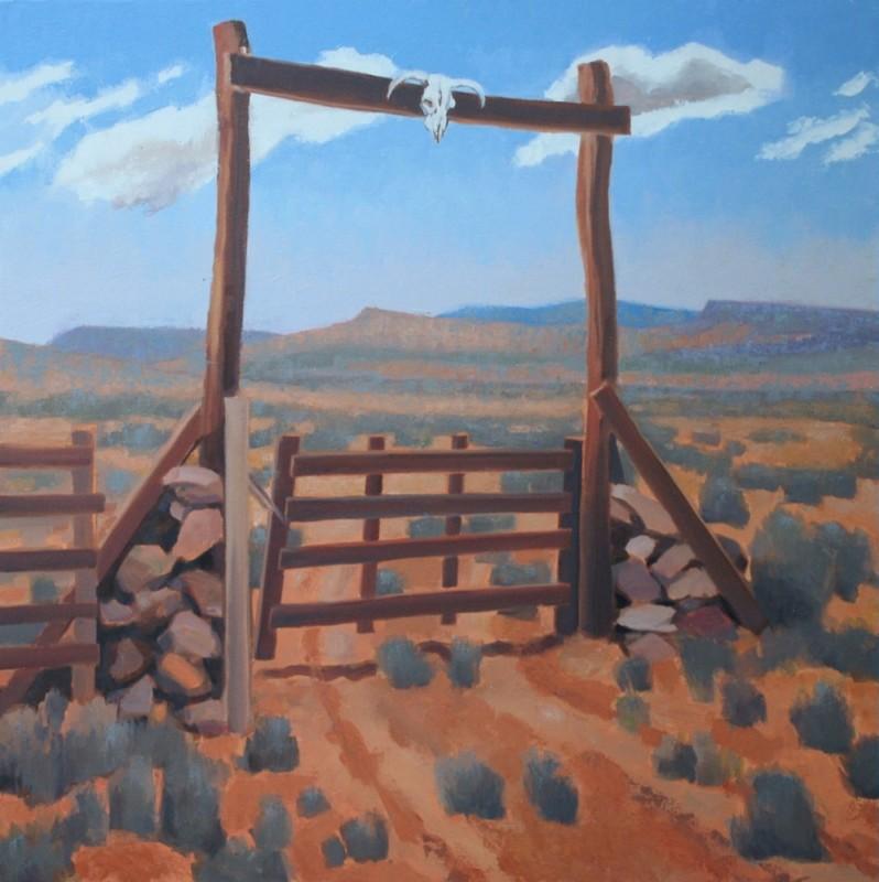 Gary Ernest Smith, Gateway to Nowhere