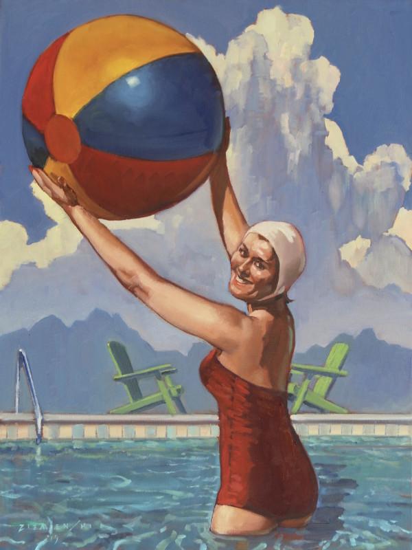 Dennis Ziemienski, Pool Toy