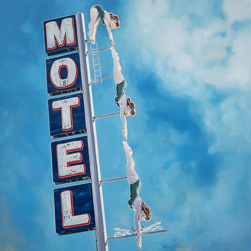 Geoffrey Gersten, Motel