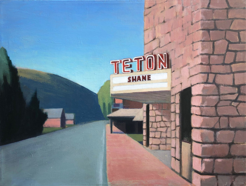 Travis Walker, Teton Theater (Shane)