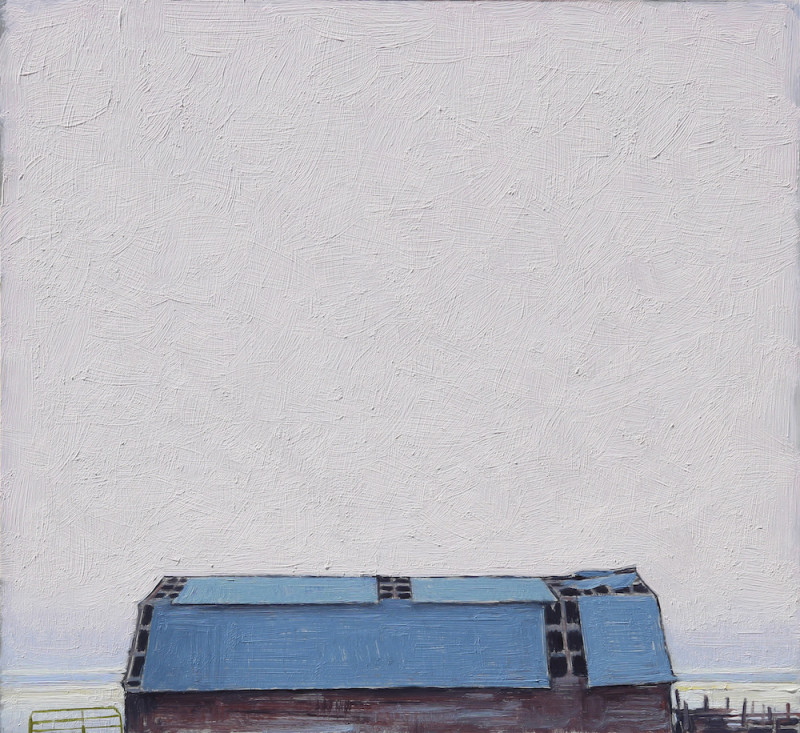 Jared Sanders, Roofline and Sky No. 2