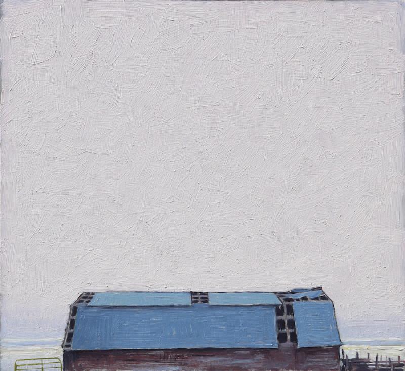 Jared Sanders, Roofline and Sky No. 2