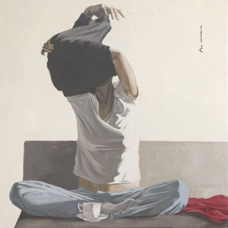 Erica Vhay, Tea Time