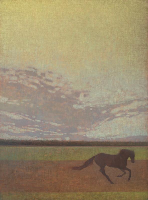 David Grossmann, Running at Dawn