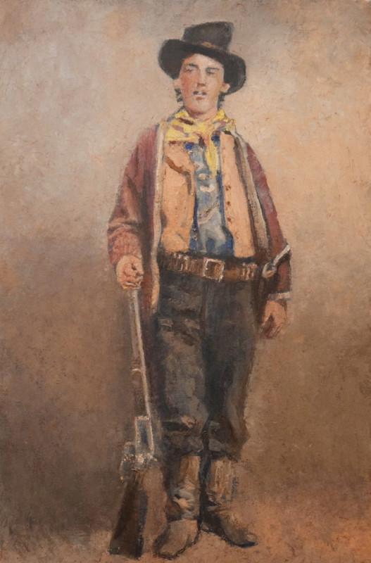 Gary Ernest Smith, The Kid