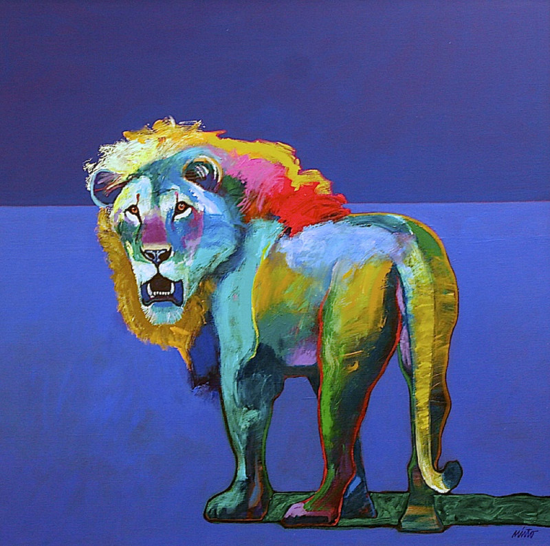 John Nieto - Wildlife Royalty, 2009