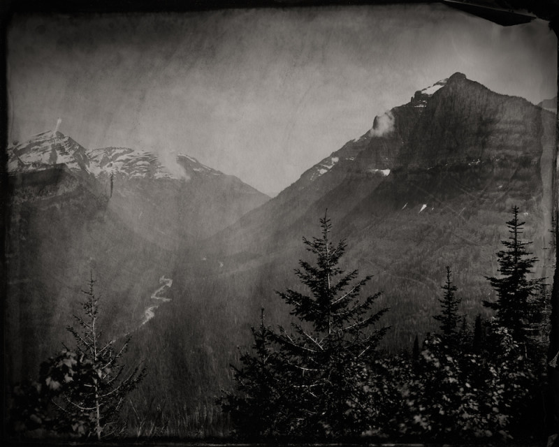 Eric Overton, Mount Cannon and U Shaped Valley, #1/5