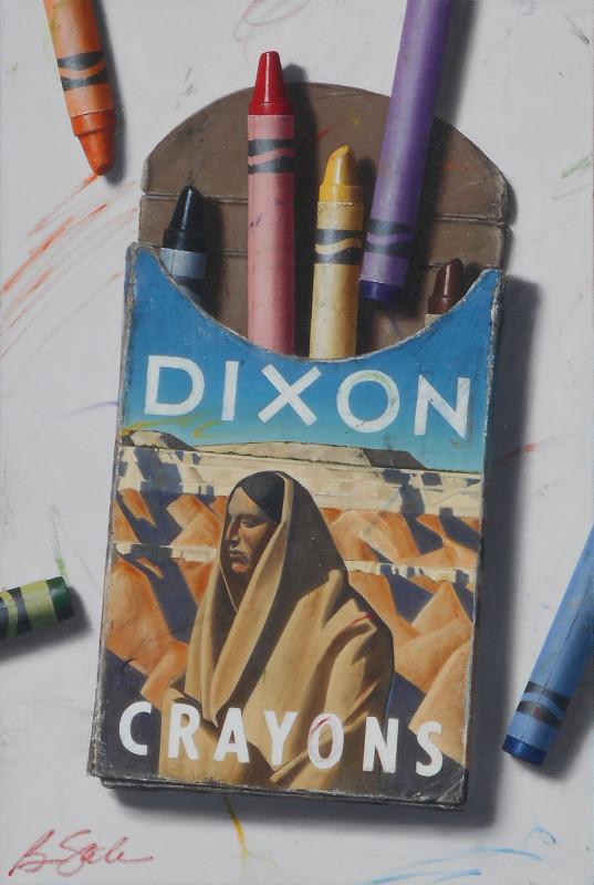 Ben Steele, Dixon Crayons