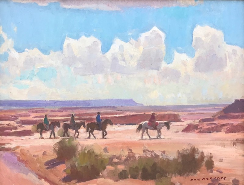 Ray Roberts, High Desert Crossing