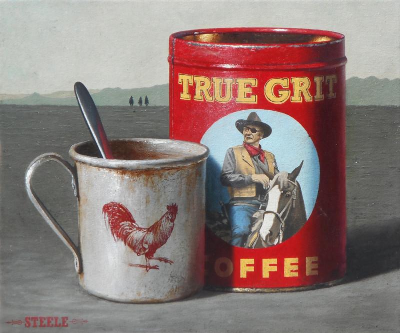 Ben Steele, True Grit Coffee