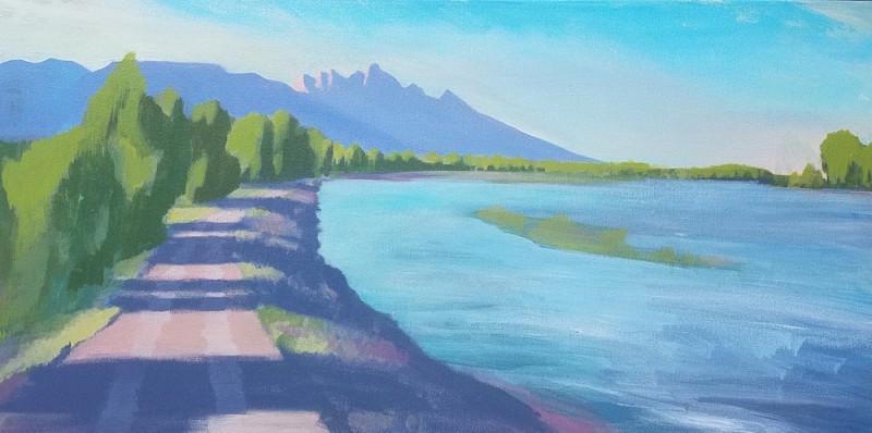 Travis Walker, Along the River
