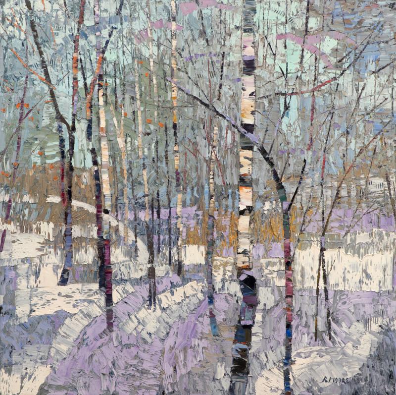 Robert Moore, Winter's Here