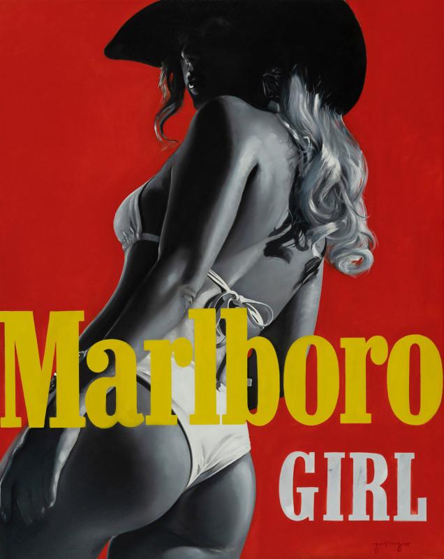 Geoffrey Gersten, Marlboro Girl