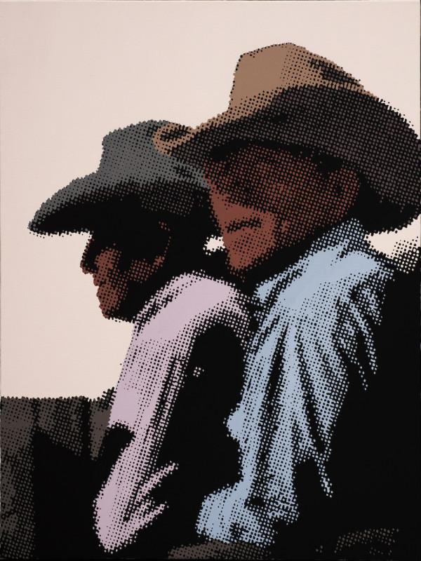 Billy Schenck, Gallup Rodeo