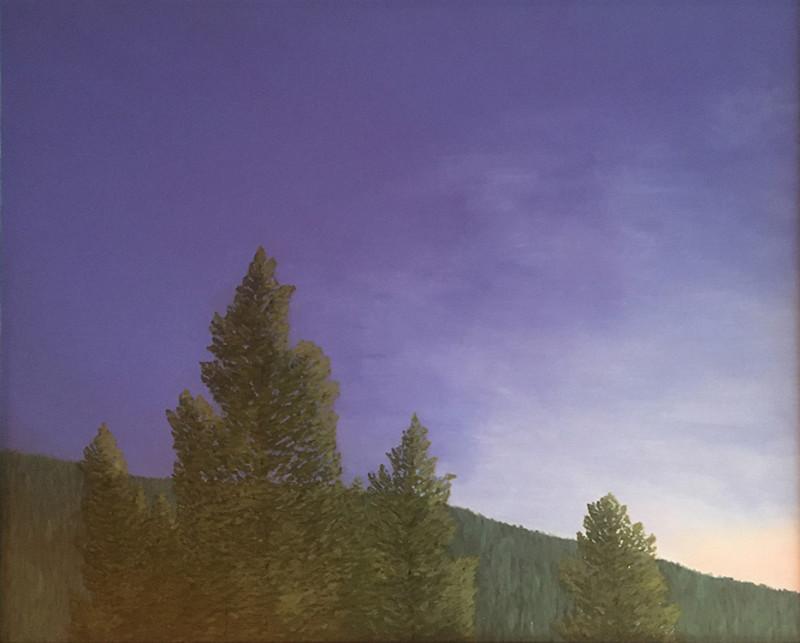Dave Hall, Centennial Sunset